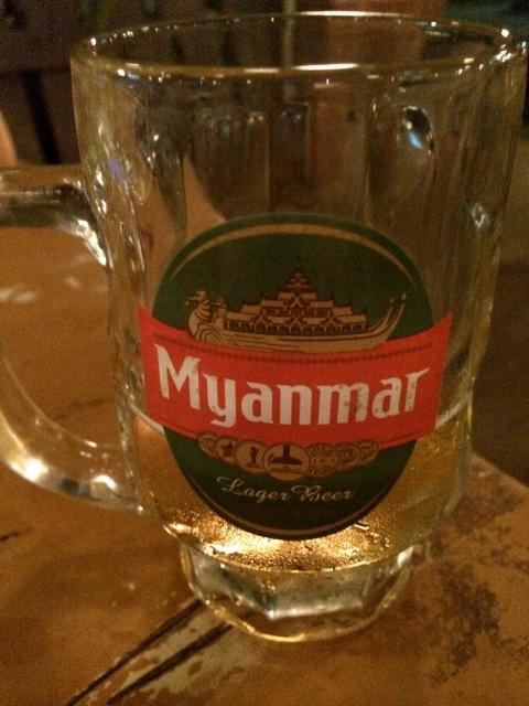 Myanmar Beer