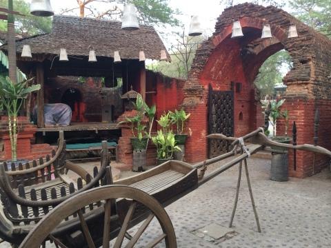 Restaurant Ananda, Nyuang U